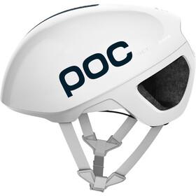 POC Octal Aero Raceday Cykelhjelm, hydrogen white